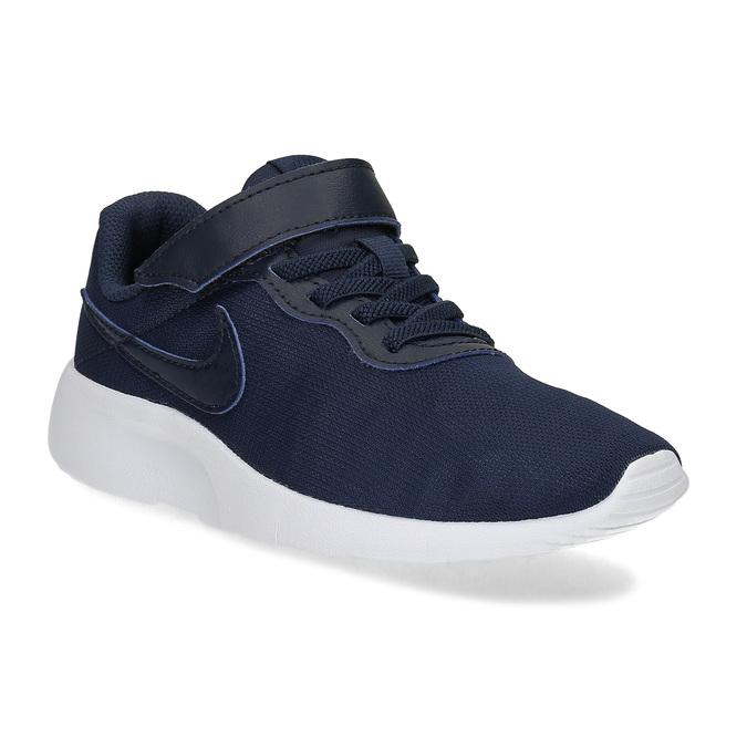 Sportovní chlapecké tenisky tmavě modré nike, modrá, 309-9240 - 13