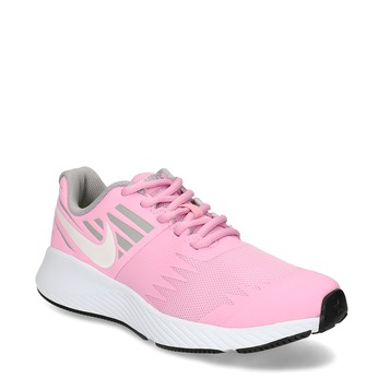 Dívčí růžovo-šedé tenisky nike, růžová, 409-5403 - 13