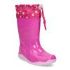 Dívčí holínky růžové mini-b, růžová, 192-5640 - 13