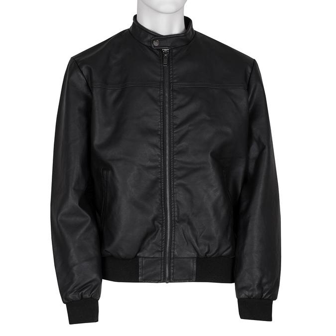 Černá jarní pánská bunda bata, černá, 971-6229 - 13