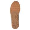 Pánské šedé tenisky z broušené kůže nike, šedá, 803-2166 - 18