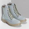 Modré kotníkové boty dámské weinbrenner, modrá, 596-9601 - 26