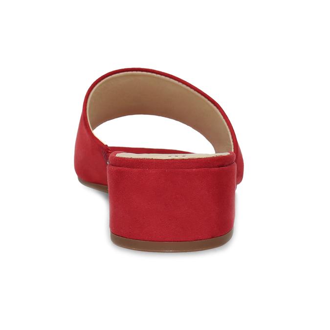 Nazouváky dámské červené gabor, červená, 661-5607 - 15