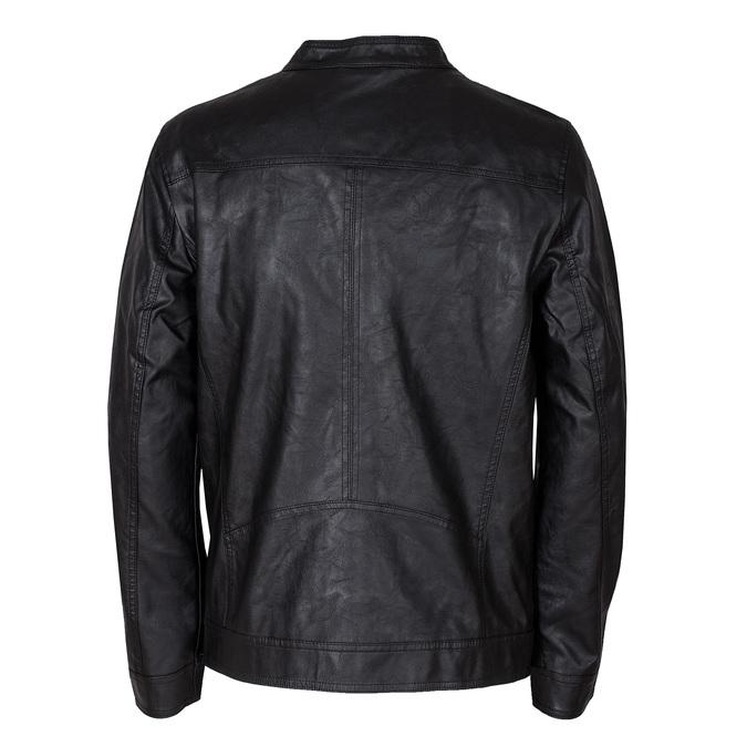 Černá pánská bunda bata, černá, 971-6245 - 26