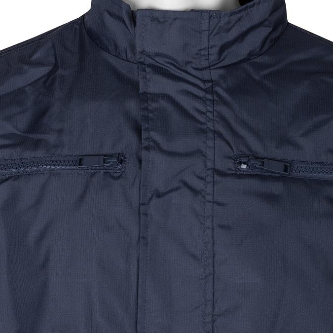 Pánská bunda modrá bata, modrá, 979-9358 - 16