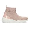 Dámské kotníčkové tenisky růžové bata-light, růžová, 599-5628 - 19