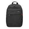 Kvalitní černý cestovní batoh samsonite, černá, 960-6062 - 26