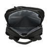 Černý kvalitní cestovní batoh samsonite, černá, 960-6056 - 15