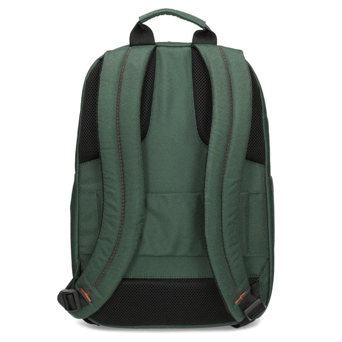 Velký zelený cestovní batoh samsonite, zelená, 960-7066 - 16