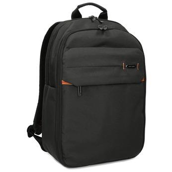 Černý kvalitní cestovní batoh samsonite, černá, 960-6056 - 13