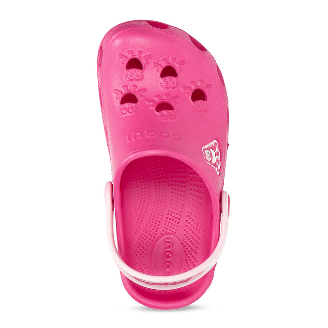 Dětské sandály růžové coqui, růžová, 272-5750 - 17