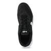Černé tenisky ve sportovním stylu nike, černá, 409-6352 - 17