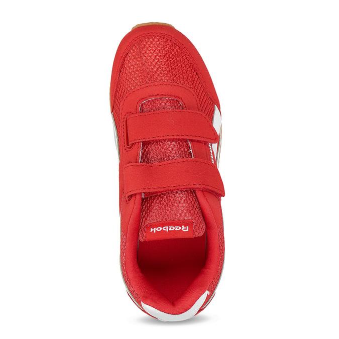 Červené dětské tenisky reebok, červená, 309-5176 - 17