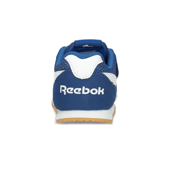 Modré tenisky chlapecké reebok, modrá, 109-9196 - 15
