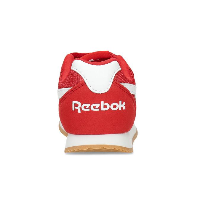 Červené dětské tenisky reebok, červená, 309-5176 - 15