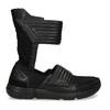 Vysoké pánské tenisky se suchými zipy bata, černá, 844-6745 - 19