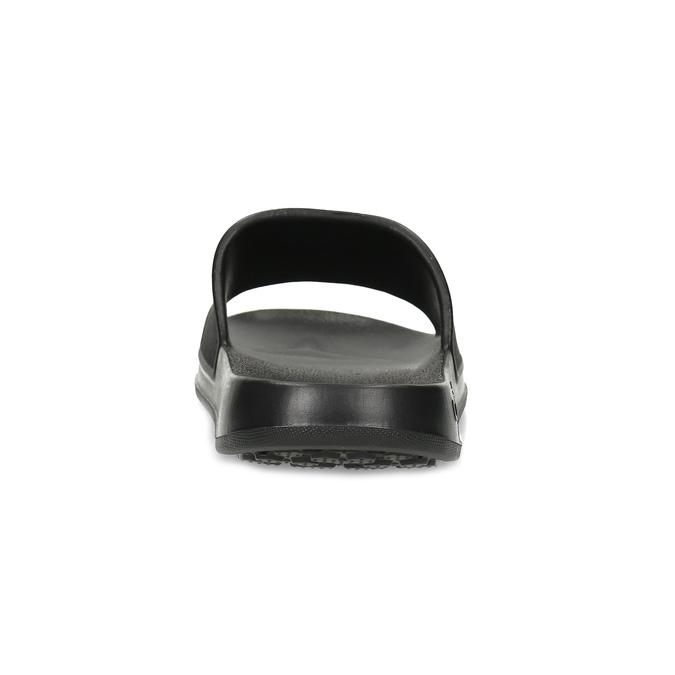 Lehké černé dětské nazouváky coqui, černá, 472-6611 - 15