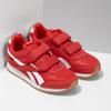 Červené dětské tenisky reebok, červená, 309-5176 - 26