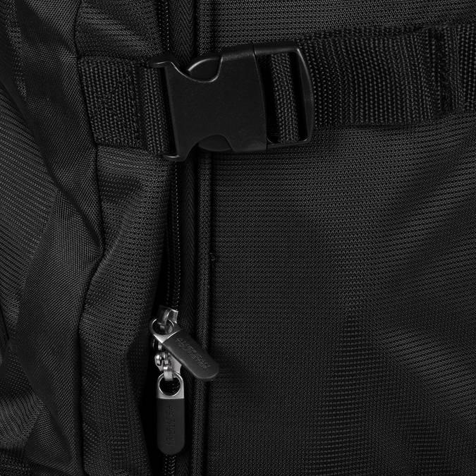 Černá cestovní taška na kolečkách american-tourister, černá, 969-6742 - 16