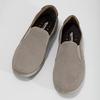 Béžové pánské slip-on boty weinbrenner, béžová, 836-8687 - 16