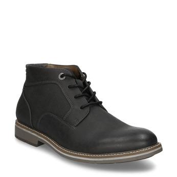 Hnědá pánská kotníčková obuv bata-red-label, hnědá, 821-6668 - 13