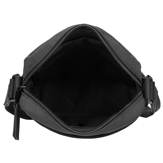 Pánská šedá Crossbody taška bata, šedá, 969-2793 - 15