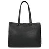 Černá dámská kabelka se cvoky bata, černá, 961-6998 - 16