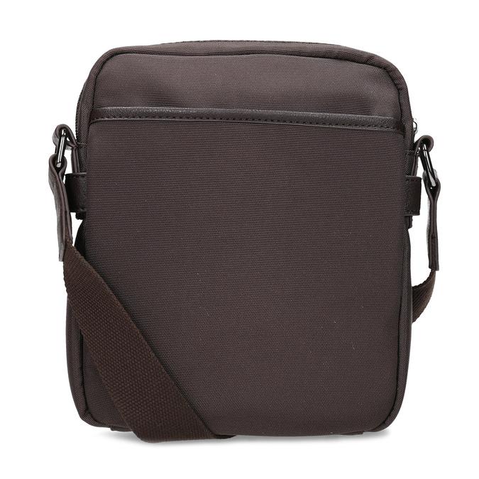 Hnědá pánská Crossbody taška bata, hnědá, 969-4793 - 16