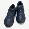Modré dámské tenisky v městském stylu bata-light, modrá, 641-9601 - 16