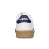 Bílé pánské ležérní tenisky s prošitím adidas, bílá, 801-1163 - 15