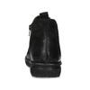 Kožená dámská kotníčková Chelsea obuv bata, černá, 594-6626 - 15