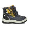 Dětská zimní obuv na suché zipy geox, modrá, 191-9135 - 19