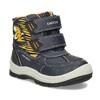 Dětská zimní obuv na suché zipy geox, modrá, 191-9135 - 13