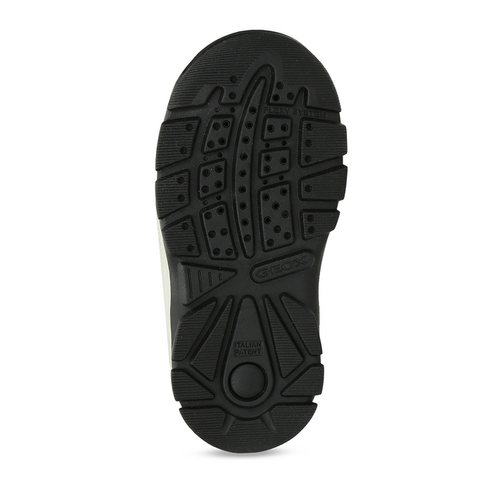 Fialová dětská zimní obuv na suché zipy geox, fialová, 199-5136 - 18