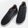 Tmavě modrá pánská kožená obuv geox, modrá, 826-9358 - 16