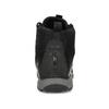 Kotníčková pánská kožená obuv v Outdoor stylu geox, černá, 846-6368 - 15