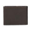 Hnědá pánská kožená peněženka s prošitím bata, hnědá, 944-4624 - 16