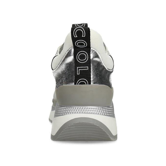 Dámské tenisky ve stylu Chunky Sneakers bata, šedá, 541-2612 - 15