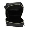 Kožená černá Crossbody kabelka bata, černá, 964-6626 - 15