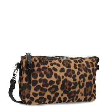 Dámská Crossbody kabelka s leopardím vzorem gabor, vícebarevné, 969-0103 - 13