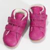 Růžová kožená dětská zimní obuv froddo, růžová, 124-5606 - 16