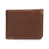 Pánská hnědá kožená peněženka bata, hnědá, 944-3214 - 26