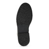 Kožená pánská kotníčková obuv bata, hnědá, 896-4752 - 18