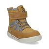 Žlutá dětská kotníčková zimní obuv primigi, žlutá, 199-8615 - 13