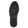 Pánská hnědá kotníčková zimní obuv bata-red-label, hnědá, 891-3610 - 18
