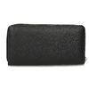 Černá dámská peněženka se vzorem bata, vícebarevné, 941-0622 - 16