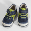 Modrá dětská kotníčková obuv bubblegummers, modrá, 111-9634 - 16