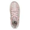 Dětské růžové tenisky s výšivkou mini-b, růžová, 321-5636 - 17