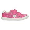 Růžové dětské tenisky na suché zipy mini-b, růžová, 221-5626 - 19