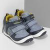 Modrá dětská kotníčková obuv bubble-breathe, modrá, 111-9605 - 26